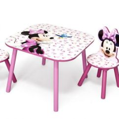 Minnie Table And Chairs Oversized Saucer Chair Target Delta Children Mouse Tt89436mn Souq Uae