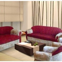 Modern Living Room Couches Sets At Raymour And Flanigan Royal 4 Piece Sofa Set Classic Cream Red Souq 640 00 Aed