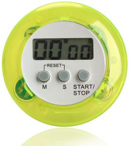 taylor kitchen timer hanging lights buy dualevent digital prestige green round magnetic lcd countdown alarm with stand gadgets cooking tools