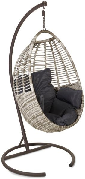 hanging chair with stand dubai big tall office chairs drop souq uae 1 335 00 aed