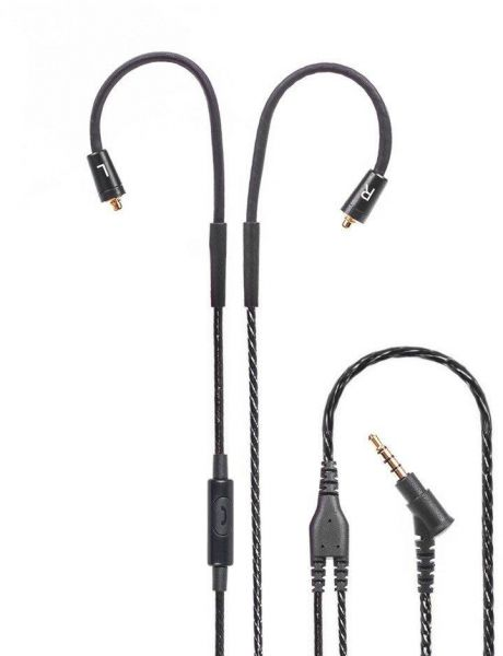 Shure Replacement Audio Cable Cord with Mic Function for