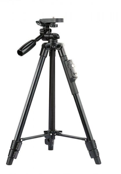 YunTeng VCT-5208 43cm Tripod For Mobile Phone, DSLR And