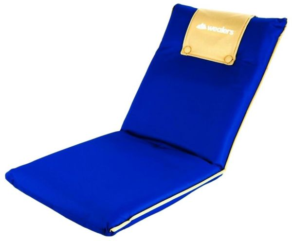 portable folding floor chairs chair cover hire doncaster wealers foldable padded comfortable recliner this item is currently out of stock