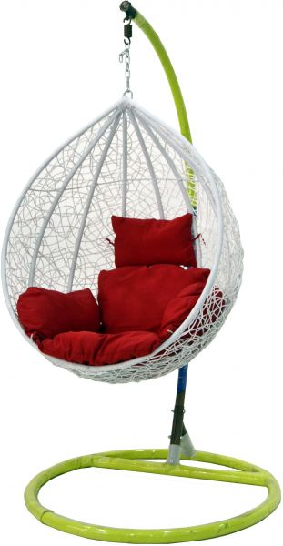 hanging chair swing for office healthy white rattan souq uae 996 00 aed