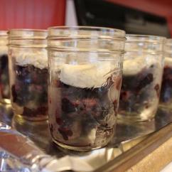 Bbq Kitchen Barn Sink Foodista | Baking In A Jar: 5 Single-serving Recipes