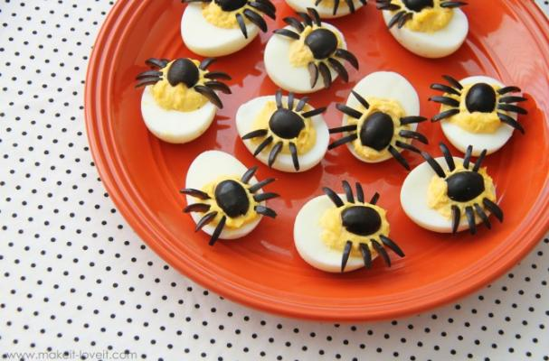 Foodista  5 MustHave Halloween Party Foods
