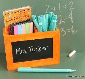 Thank Your Teachers! 25 Homemade Teacher Gift Ideas - FaveCrafts