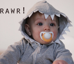 DIY Guide: How To Make the Best Shark Hoodie Ever | Amelia's