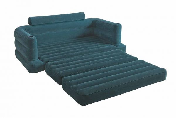 Intex Two Person Inflatable Pull Out Sofa Bed SB LG68566