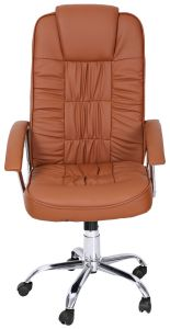 orange office chair dining seat replacement sale on aft aam centre uae souq com 9923br high back with wheels brown