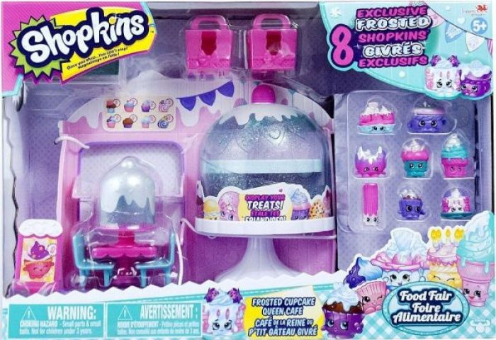 Shopkins Frosted Cupcake Queen Cafe Price In Uae Souq Toys