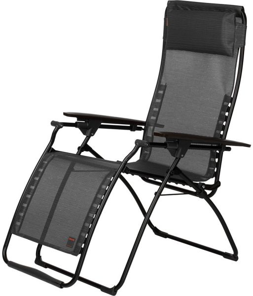 lafuma futura xl zero gravity chair revolving dealer in india black steel frame obsidian ksa this item is currently out of stock