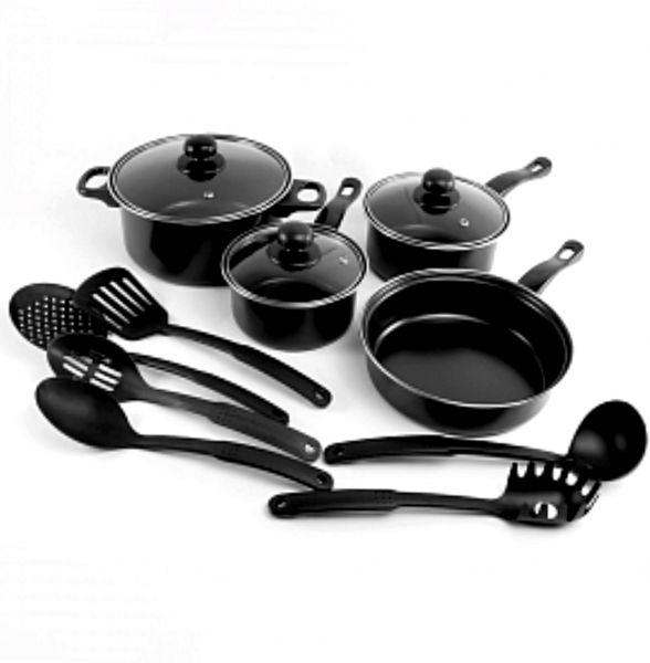 kitchen tool set wallpaper backsplash royalmark 13 pcs non stick cookware with rmcw 35 00 aed