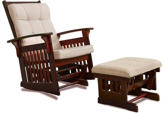 types of rocking chairs armless upholstered chair pan emirates marnita arm with ottoman brown souq uae this item is currently out stock