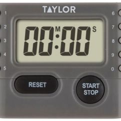 Taylor Kitchen Timer Cabinet Doors Only Precision Products 10 Key Digital Souq Uae