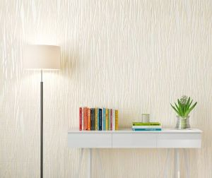minimalist plain bedroom living solid striped non thickening woven