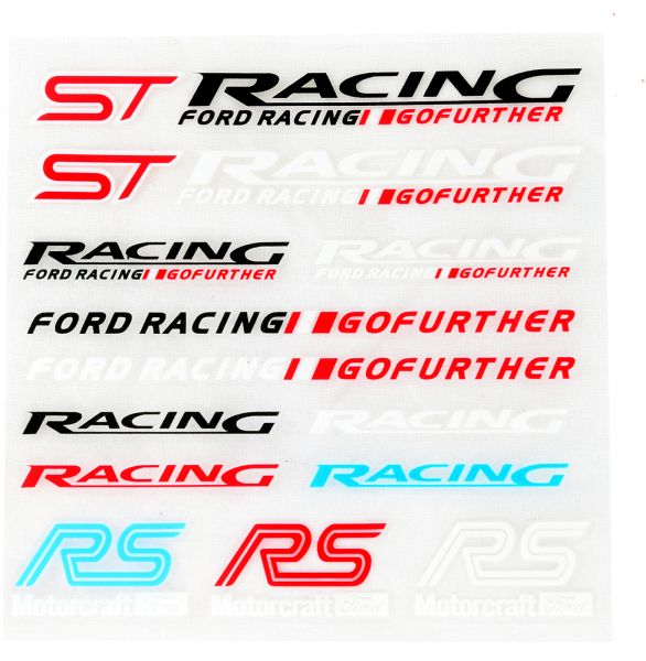 rs st ford racing