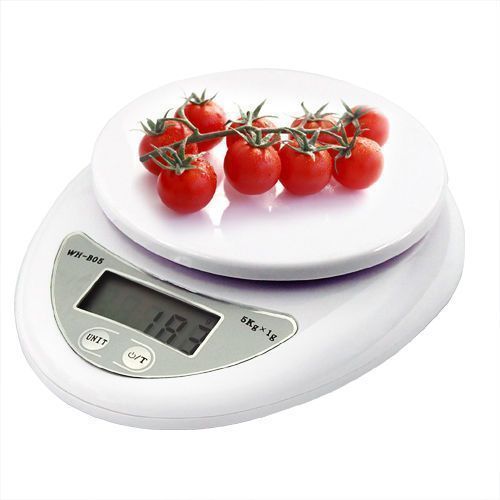 kitchen weight scale all in one appliances digital electric weighing scales postal parcel food diet 5kg lcd souq uae