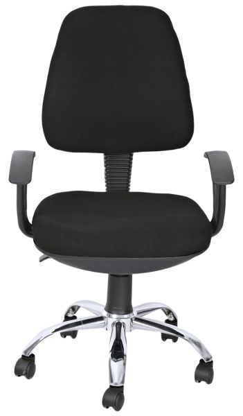 office chairs with wheels cleo pedicure chair parts aft 603 black souq uae by and benches 15 reviews