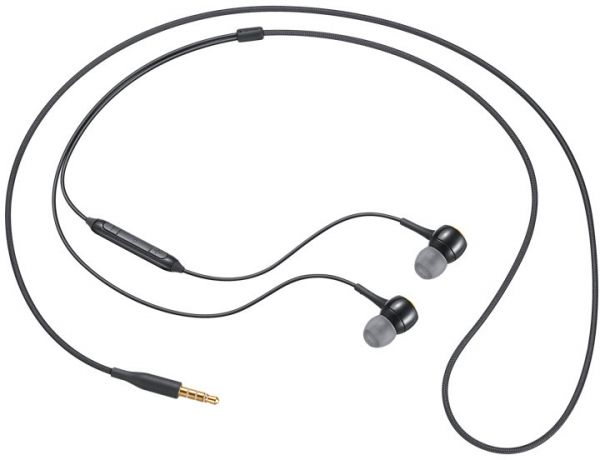Samsung Stereo In-Ear Tangle Free Headset IG935 with Mic