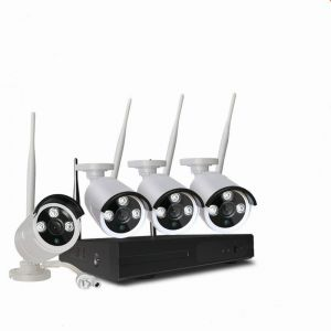 Wireless monitoring device suite mobile remote home high-definition night vision WiFi network camera monitor