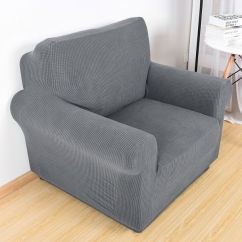 Fitted Chair Covers Ebay Bean Bag Adult Sofa Architecture Home Design Scorpiuse Jacquard Stretch Cover Spandex Fabric Couch Rh Uae Souq Com Australia