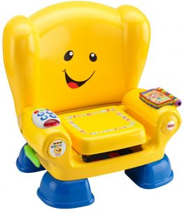 fisher price laugh and learn chair pink egg with stand buy smart stages yellow bhb96