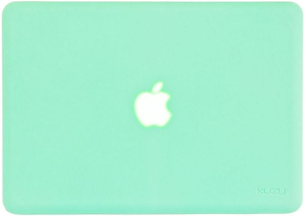 Frosted Matte Rubberized Laptop Hard Case Cover For Apple