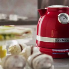 Kitchen Aid Electric Kettle Magnetic Timer Artisan Kitchenaid Empire Red Souq Uae