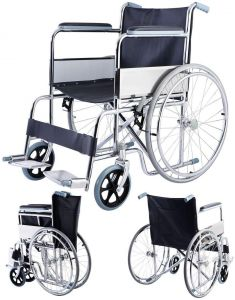 wheel chair on rent in dubai blue and white striped accent buy wheelchair media6 media 6 uaerx uae souq com