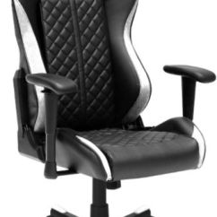 Dxracer Gaming Chairs Stressless Chair Drifting Series Black And White Gc D73 Nw F3 This Item Is Currently Out Of Stock