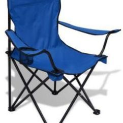 Folding Chair Qatar Zehrs Buy Home Ghp Table Furniture Vida Classic Accessories Vidahome Camping Chairs And Set Of Three Blue
