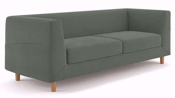 sofa gray color outdoor corner weather cover a to z furniture rubik 3 seater in grey souq uae