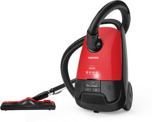 Toshiba Vc Ea1800se Vacuum Cleaner Red Black 1800 Watt Buy Online Vacuum Cleaners At Best Prices In Egypt Souq Com