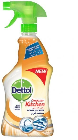 kitchen cleaning products ikea rug dettol orange healthy power cleaner spray 500ml souq uae