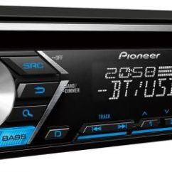 Pioneer Deh 2001 Ford Ranger Motor Diagram S4050bt Digital Media Receiver Souq Uae By Car Audio 4 Reviews