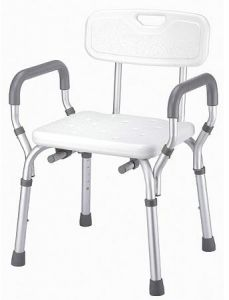 carex shower chair folding butterfly buy seat with media6 brighter elements uae souq com backrest single