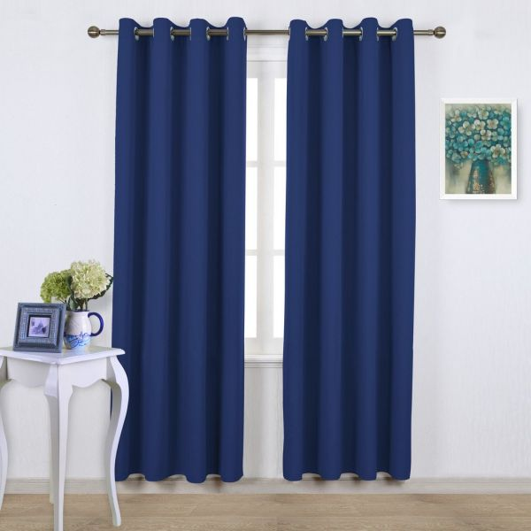NICETOWN Blackout Curtains and Drapes for Kitchen  Extra