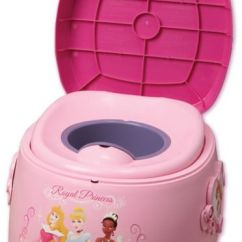 3 In 1 Potty Chair Comfy Folding Chairs Disney Princess Trainer Pink Souq Uae This Item Is Currently Out Of Stock