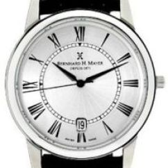 Bernhard Chair Review Felt Pads H.mayer Black For Men (dress Watch, Analog) Price, And Buy In Egypt, Amman ...