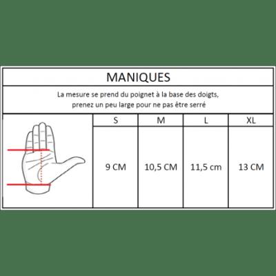 Maniques AZOR VERT 3 pour Athlète – PICSIL