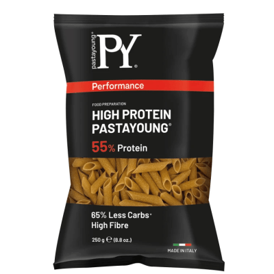 HIGH PROTEIN PENNE- Pasta Young – 250g