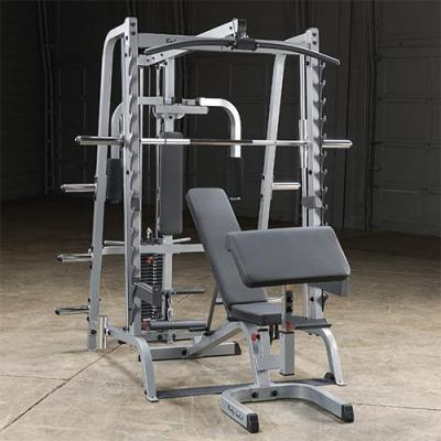 Body-Solid Machine Smith série 7 Full options