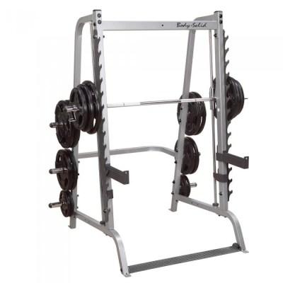 Body-Solid Machine Smith série 7