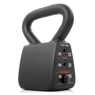 PowerBlock Kettlebell Ajustable PBKB