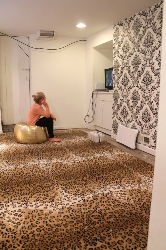 Cheap Thrills  Leopard Print Rug  Family Chic by Camilla Fabbri 20092018 All rights
