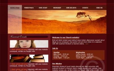 Build Your Church Website