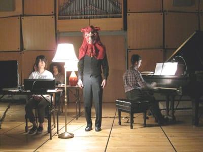 Sinatra Opera Photo - Sinatra Opera Workshop Broadens Undergraduate Studies
