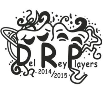 Del Rey Players 2014-2015 logo