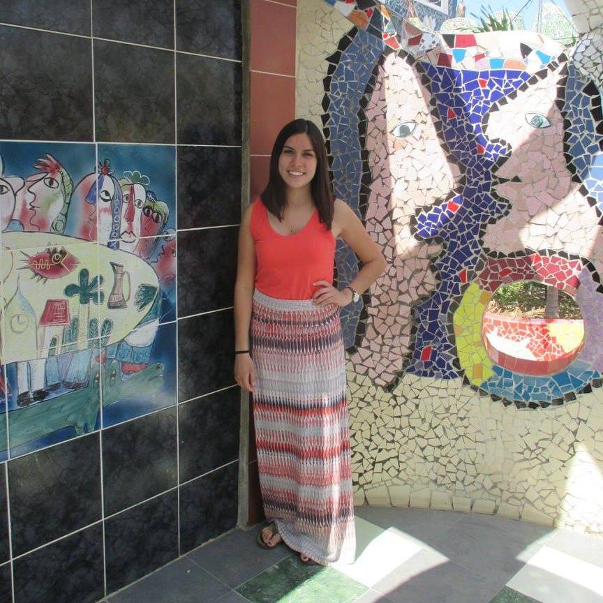 Yadira for Web - CFA 2017 Graduate Reflections on LMU and the Future